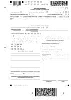 Налоговая декларация на прибыль организации. Скачать бланк бесплатно - пример бланка, форма