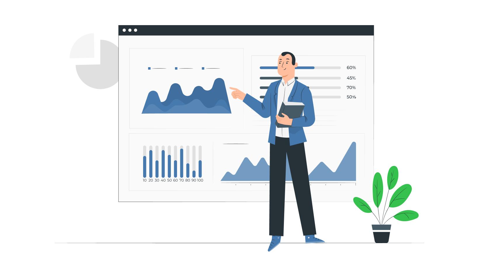 Визуализация данных и бизнес-аналитика: 10 самых популярных решений